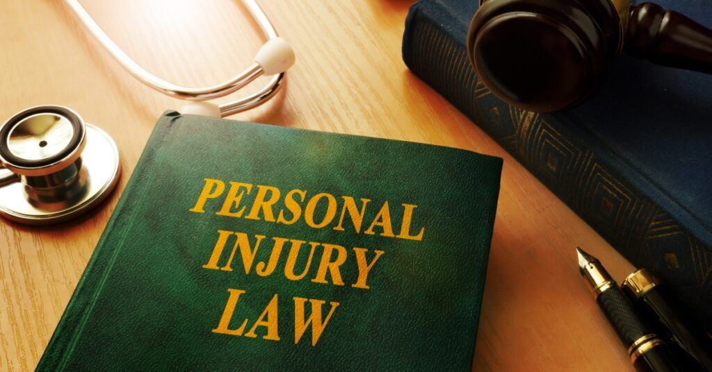 california personal injury law